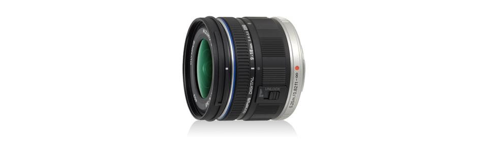 Interchangeable Lens M Zuiko Digital Ed 9 18mm F4 0 5 6