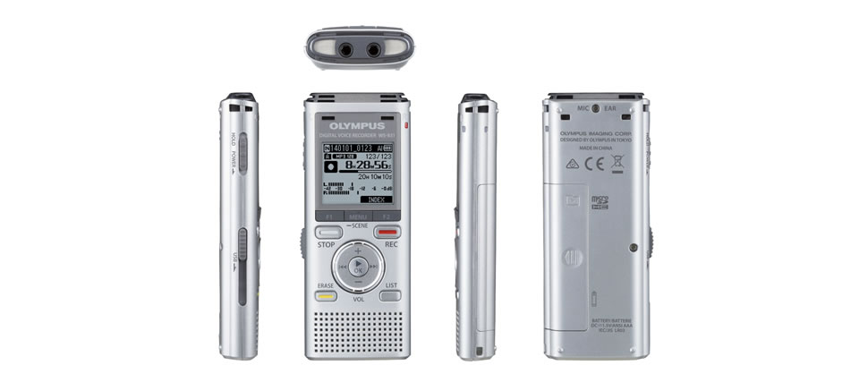 Olympus voice recorder ws-311m user manual download