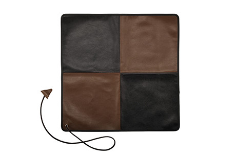 CS-48 PR Genuine Leather Wrapping Cloth (quantities limited)